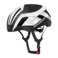 RockBros MTB Road Bike Cycling Size 57cm-62cm Integrally Helmet 3 in 1 White