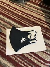 Adidas face cover. One Size(large) wash and reuse