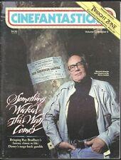 CINEFANTASTIQUE V 13 # 5 MAGAZINE HORROR SOMETHING WICKED THIS WAY COMICS