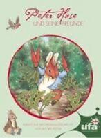PETER HASE UND SEINE FREUNDE 2 ZEICHENTRICK DVD