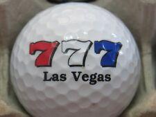 (1) Las Vegas 777 Casino Hotel Logo Golf Ball
