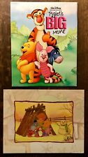 Exclusive Disney Piglets Big Movie 2003 Commemorative Lithograph