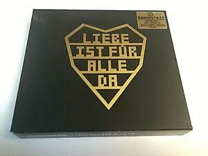 Rammstein LIEBE IST FÜR ALLE DA    Doppel-CD