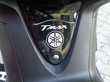 ADESIVO Resinato 3D PEDANA ANTERIORE TMAX+DIAPASON MOTO YAMAHA T MAX 500 08-11
