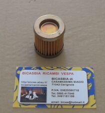 410229 FILTRO OLIO PIAGGIO 125 SFERA VESPA ET4 1996-98