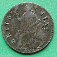 1697 William III Halfpenny SNo12299