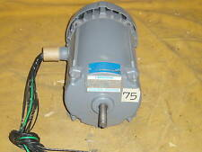 Marathon Industrial Electric Motor 1/2hp 208-230/460 3p