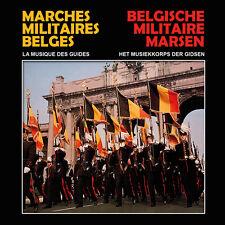 CD Marches Militaires Belges - La Musique des Guides