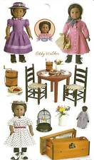 AMERICAN GIRL ADDY STICKERS! PARTY FAVORS~EASTER BASKET FILLER~STOCKING STUFFER!