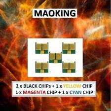5 Reset Chips for HP 126A CE310A CE311A CE312A CE313A CP1020 CP1025nw M175 M275