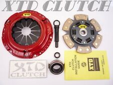 XTD STAGE 3 CLUTCH KIT PROBE MX-6 626 2.0L DOHC PROTEGE & MAZDASPEED TURBO
