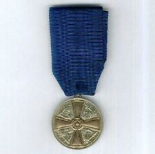 FINLAND. Order of the White Rose of Finland 1st class Medal,silver Helsinki 1970