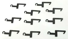 NEW REPLACEMENT HORNBY X8389 COUPLING HOOK X10 FOR TRAIN LOCO COACHES WAGON ECT