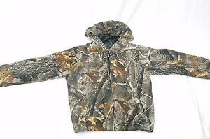 Remington Youth 20/22 RealTree Hardwood Camo Pullover Hoodie  #H043