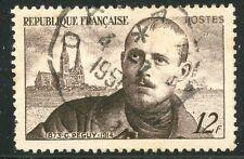 STAMP / TIMBRE FRANCE OBLITERE N° 865 / CELEBRITE / CHARLES PEGUY