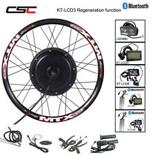 1000W 1500W Ebike Conversion MTX Wheel Kit 700C 29 26 48V Electric Mountain Bike