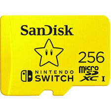 256GB Nintendo Switch Memory Card micro sd SDXC SanDisk NEW 4K SHIPS FREE