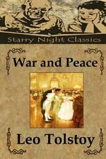 War and Peace by Leo Tolstoy (2014, Paperback)