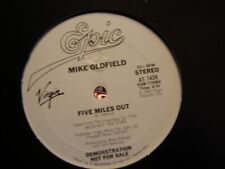 Mike Oldfield Family Man / Five Miles Out Us Dj 12""