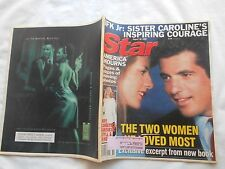STAR Magazine--AUGUST 10,1999-JOHN F. KENNEDY JR.-THE  TWO WOMEN HE LOVED MOST