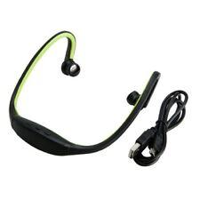 Ecouteur Oreillette Bluetooth Sans Fil Stereo Sport Noir+Vert Pr iPhone4 4S 5 WT