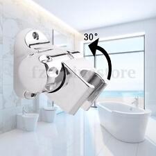New Rotation Bathroom Shower Head Hand Holder Adjustable Wall Mounted Bracket