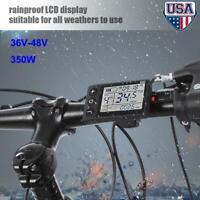 Electric Bike 36V-48V 350W Motor Brushless Controller E-Bike Vehicle Waterproof