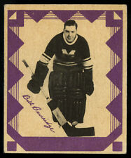 1937 O-PEE-CHEE SERIES E ~ #161 ~ BILL BEVERIDGE (MONTREAL MAROONS)