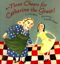 Three Cheers for Catherine The Great!-ExLibrary