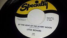"""LITTLE RICHARD By The Light Of / Wonderin' SPECIALTY REISSUE 660 ROCKER 45 7"""""""