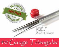 40 Gauge triangular felting needles - Wholesale