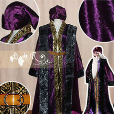 Harry Potter Albus Dumbledore Cosplay Costume Kostüme Robe Cloak Mantel Umhang