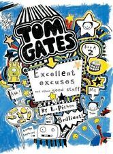 Tom Gates: Excellent Excuses (And Other Good Stuff) By Liz Pichon (Paperback)