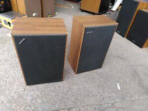 Sharp CP-220E Hi-fi speakers wood    (37)
