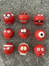 More details for comic relief red nose day 2015 bundle - full set of 9 noses