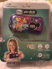 Disney Pix Click 1.3MP Digital Camera - Tinker bell Factory Sealed Software Incl