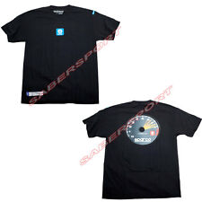 """""""IN STOCK"""" AUTHENTIC SPARCO APPAREL """"TACH"""" T-SHIRT BLACK - SIZE- X-SMALL"""
