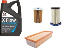 SERVICE KIT PARTS FOR VOLKSWAGEN VW TIGUAN 2.0 2011 OIL AIR FUEL FILTER SET