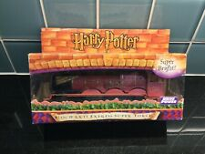 Harry Potter Hogwarts Express Super Torch Boxed - Exc Cond Wizard Toy