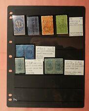 1880S Victoria Australia Stamp Duty Revenues Group