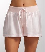 PJ Harlow BLUSH Mikel Satin Sleep Boxer Shorts, US X-Large