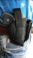Smith & Wesson Bodyguard 380 With Laser Nylon Gun holster