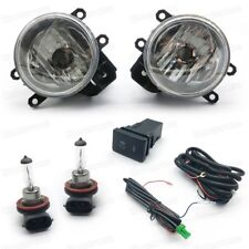 Front Fog Lights Lamps Cover Grille Switch for Toyota Corolla Sedan 2014-2016 15