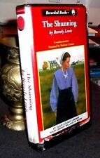 The Shunning Heritage of Lancaster Book 1 by Beverly Lewis Unabridged Cassettes