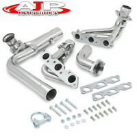 Stainless Exhaust 3-1 Manifold Header For 1995-2002 Chevy Camaro Firebird F-Body