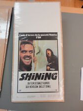 """"""" The Shinning """" Jack Nicholson Classic/ Original Italian Locandina Movie Poster"""