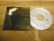CD Metal My Dying Bride - The Light At The End (9 Song) Promo PEACEVILLE cb
