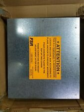 "FSR FL-600P-6"" CONCRETE Floor Box-6"" Deep,"