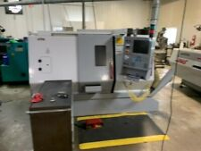 Used Haas Sl 20 Cnc Turning Center Lathe Chucker Collet Chuck Tool Setter 2000