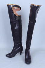 NEW ARRIVAL RWBY Blake Belladonna Cosplay Shoes Boots Custom Size High Heel